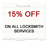 15%off to all services